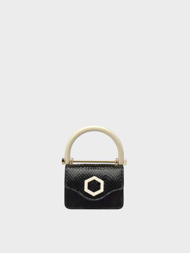 FW20 TIFFANY MINI SNAKE IVORY EDITION BLACK