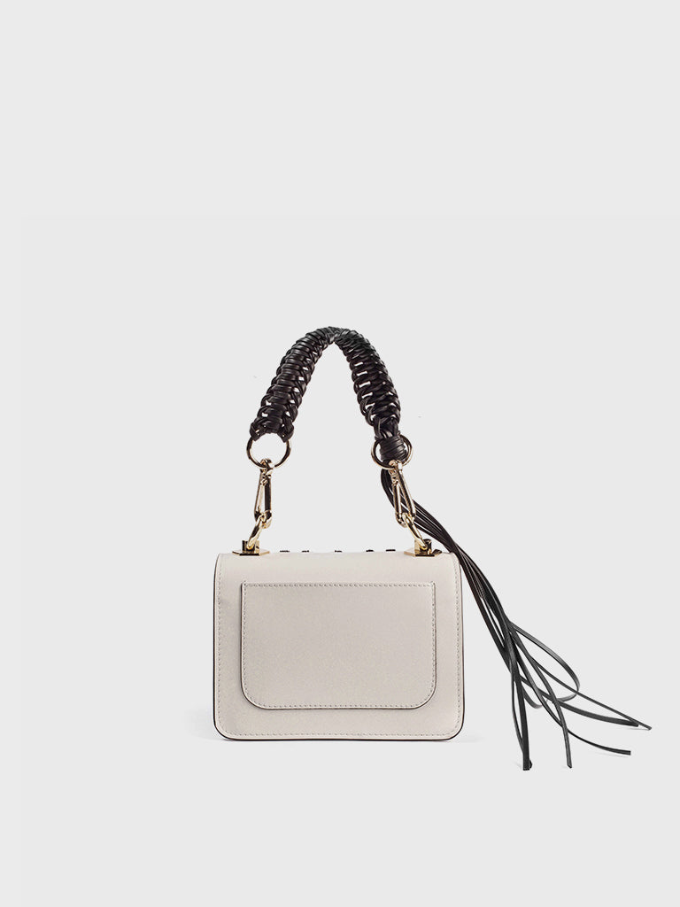 TIFFANY SMALL FLOWER RESINA OFFWHITE