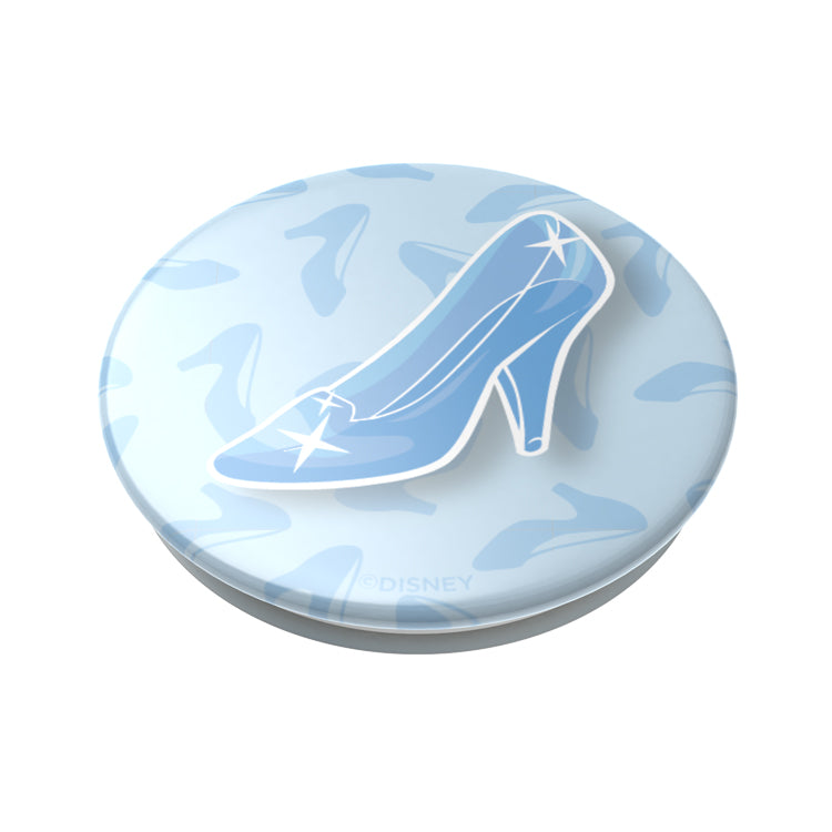 Glass Slipper 玻璃鞋 <可替換泡泡帽>, PopSockets
