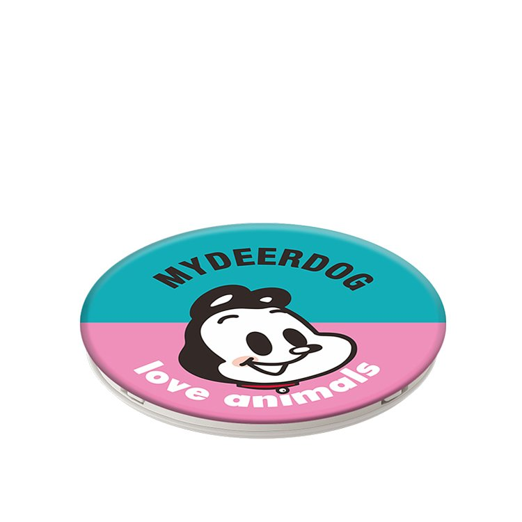 MYDEERDOG - Love Animals 狗與鹿 - 愛動物, PopSockets
