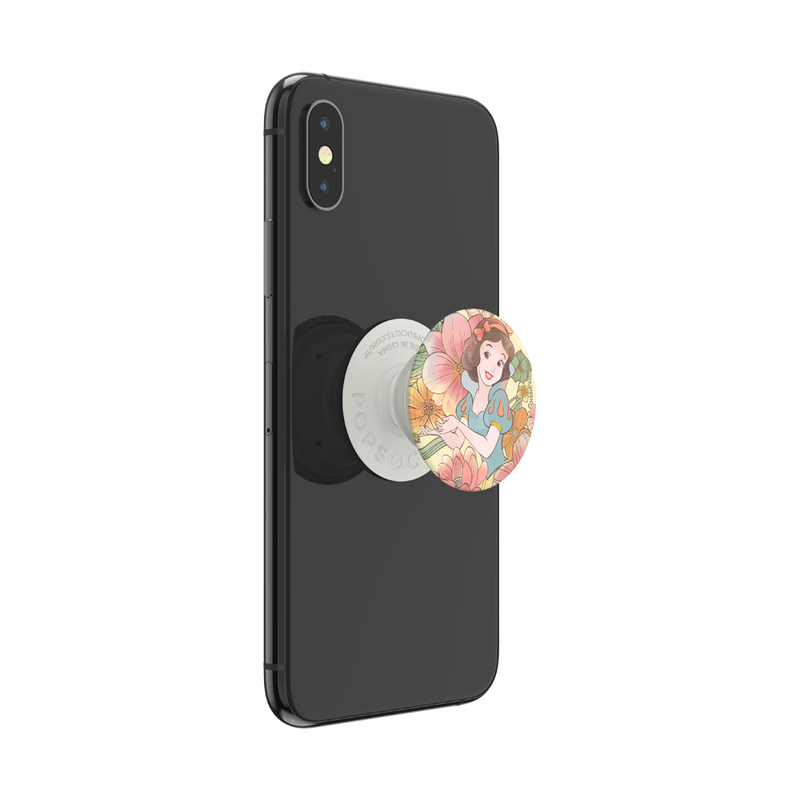 WATERCOLOR SNOW WHITE 水彩風格白雪公主 <可替換泡泡帽>, PopSockets