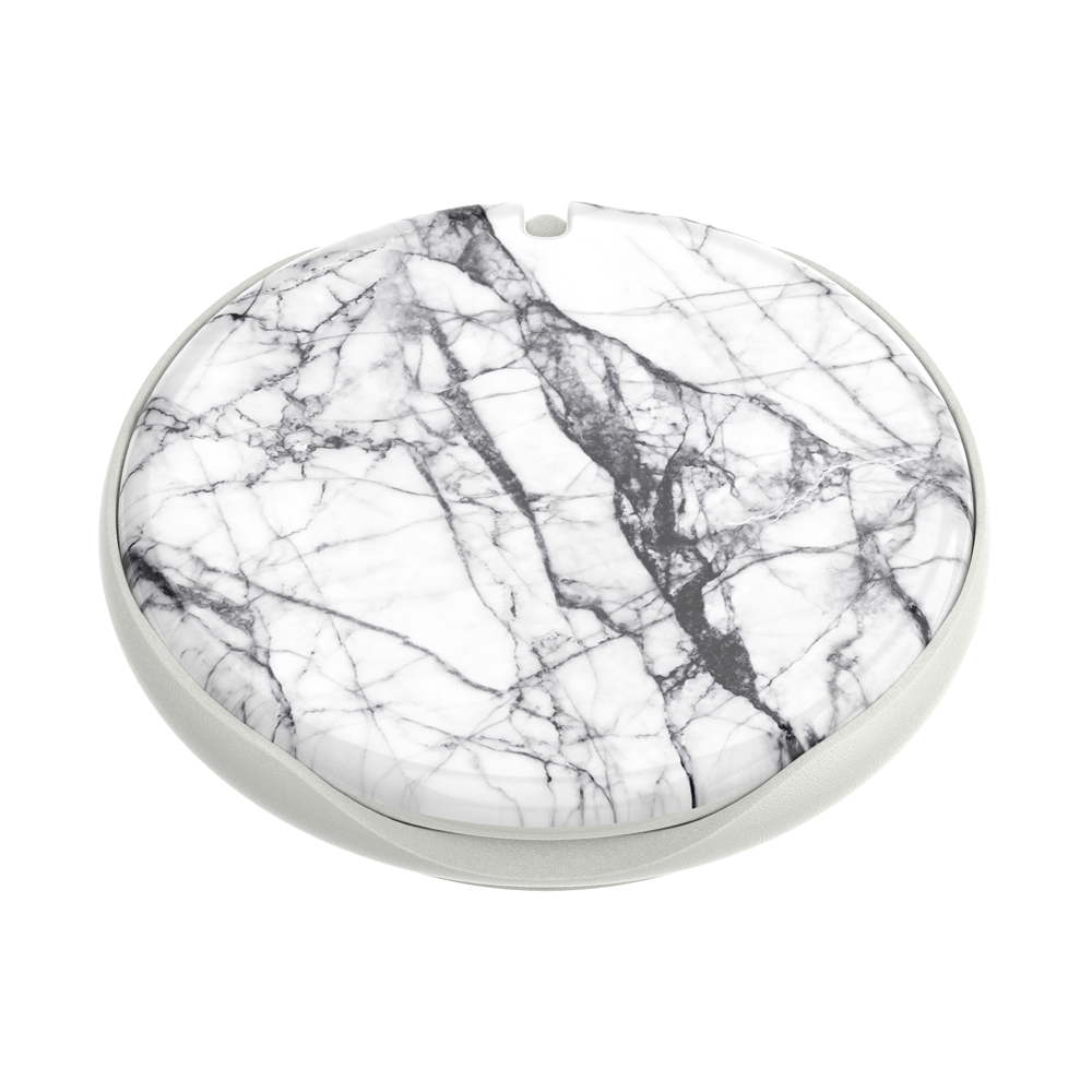 Dove White Marble Gloss 鴿白紋大理石 <泡泡騷魔鏡>
