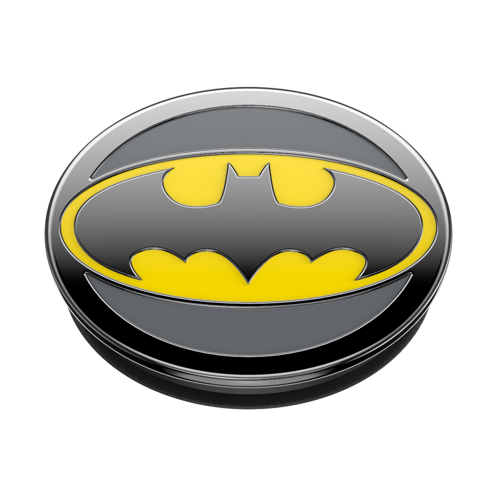 ENAMEL BATMAN 蝙蝠俠琺瑯瓷版 <可替換泡泡帽>, PopSockets