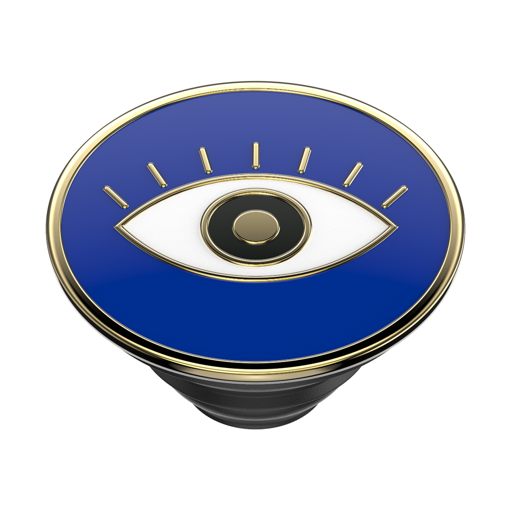 Enamel Evil Eye 惡魔之眼 <可替換泡泡帽>