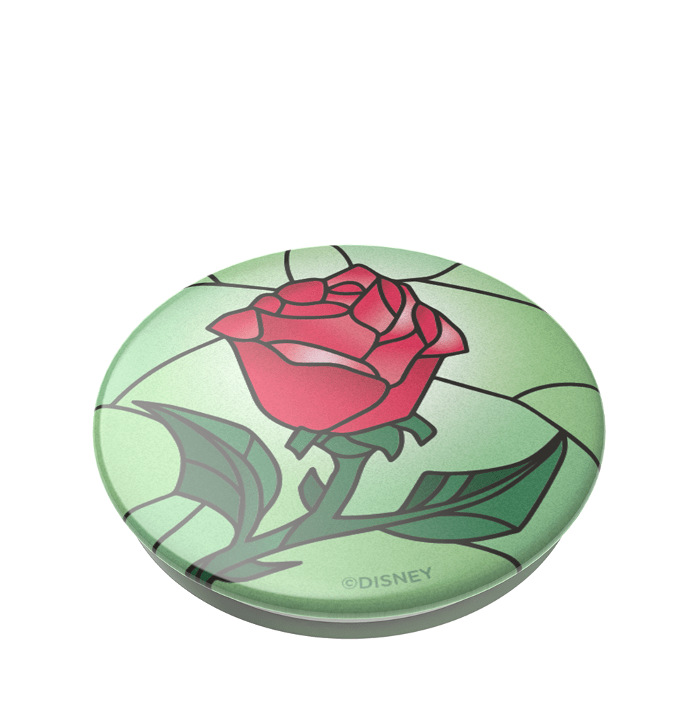 Stained Glass Rose 永生玫瑰花 <可替換泡泡帽>, PopSockets