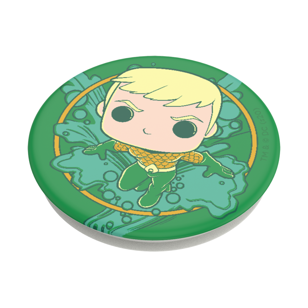 Funko Pop! Aquaman Q版水行俠 <可替換泡泡帽>