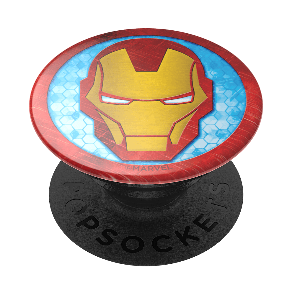 Iron Man Icon 鋼鐵人 <可替換泡泡帽>