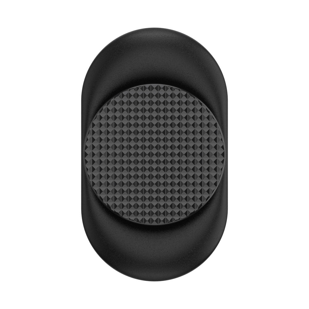 泡泡騷輕鬆袋(黑) Pocketable Knurled Black, PopSockets