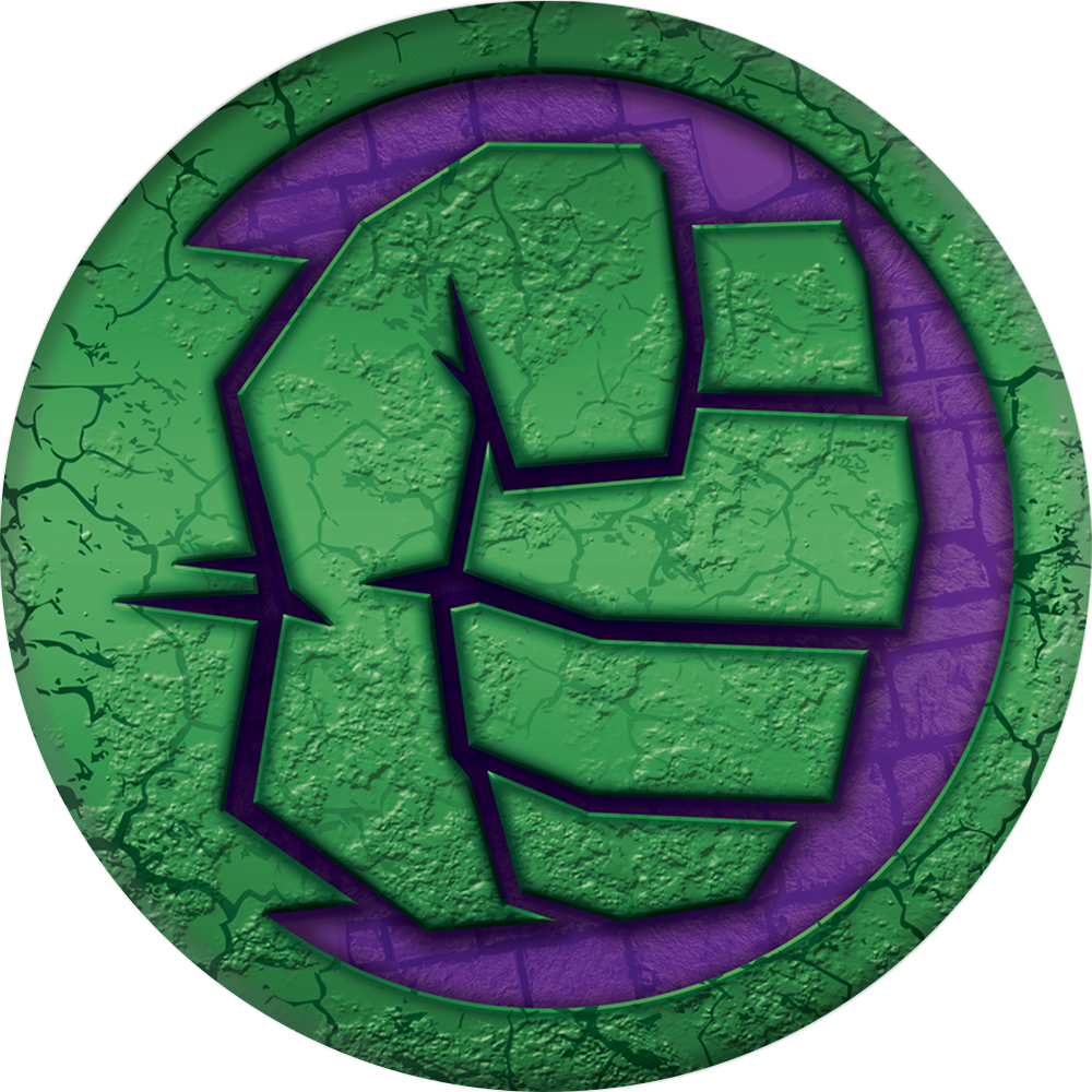 The Hulk Icon 浩克, PopSockets