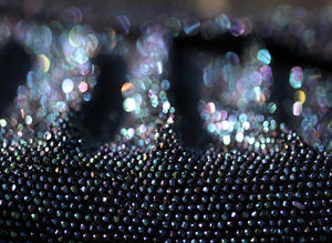 Open image in slideshow, Edge of a Beaded Purse