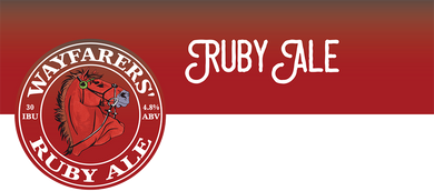 Ruby Ale Irish Red Keg