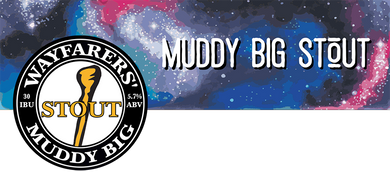Muddy Big Stout Keg