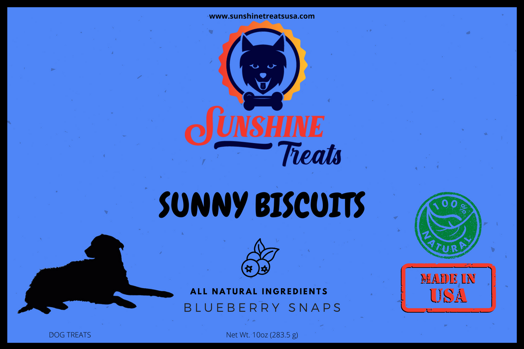 Blueberry Biscuit Snaps