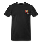Men's Premium Organic T-Shirt - black