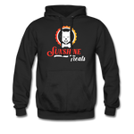 Men's Heavyweight Premium Hoodie - black