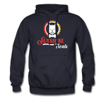 Men's Heavyweight Premium Hoodie - navy