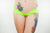 Low Rise Cheeky Rave Shorts