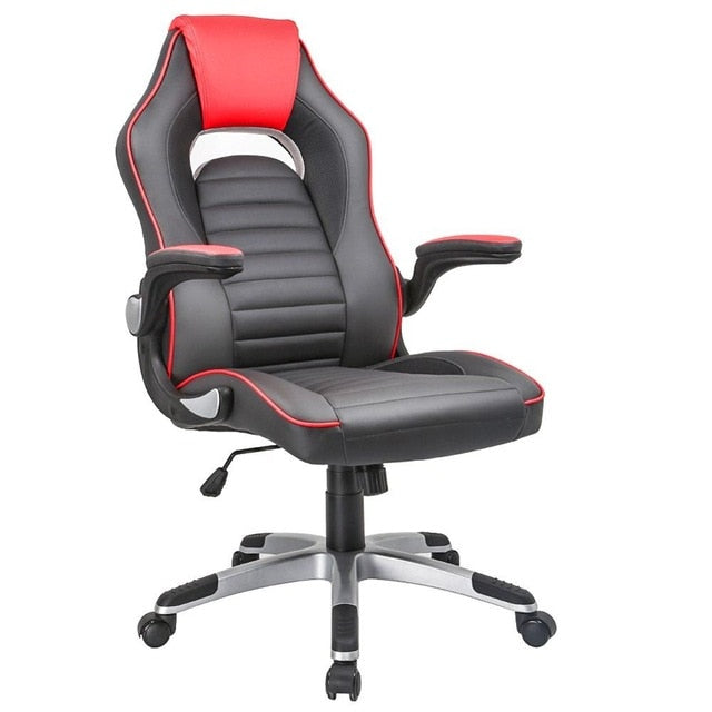 Leather Gaming Chair Pu