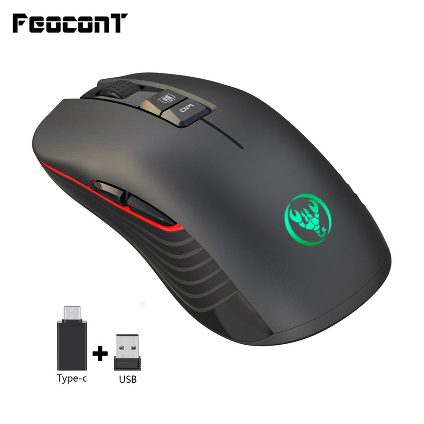 Wireless Mouse T30 7 Button