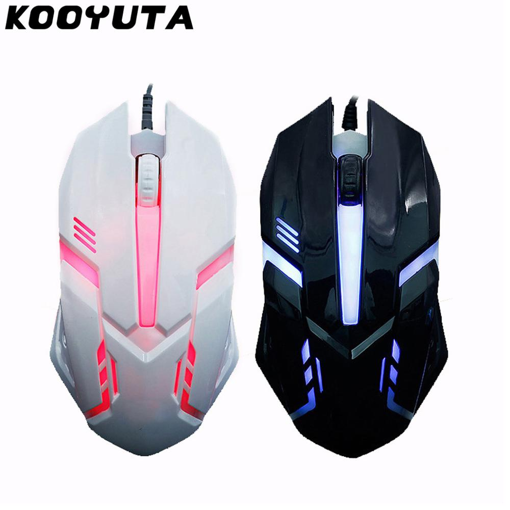 Gaming Mouse USB Optical