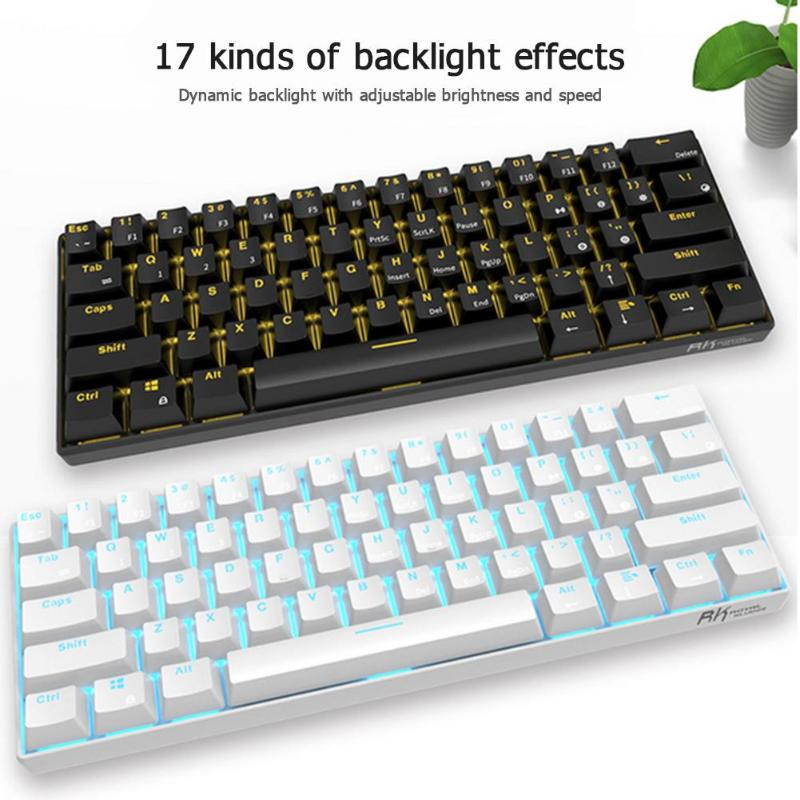 Mechanical Keyboard Wireless