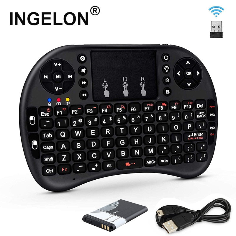 2.4GHz Mini Wireless Keyboard
