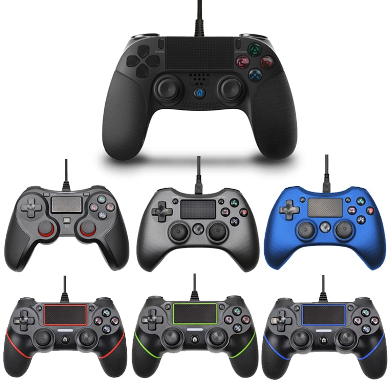 USB Wired Gamepad