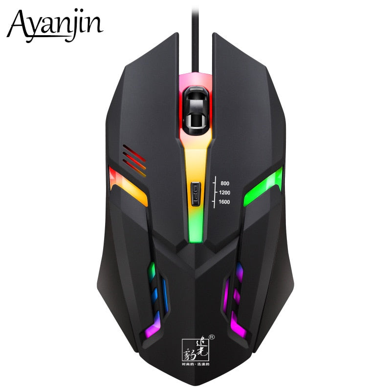 Mouse Wired Gaming 3 Files