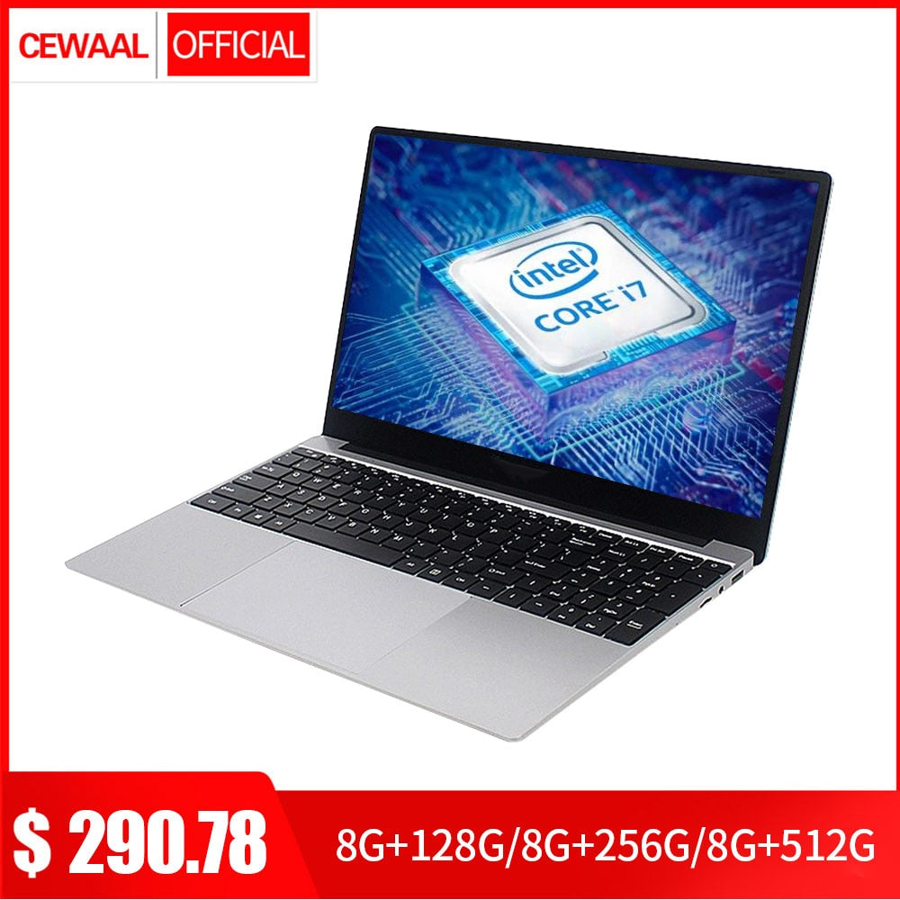 15.6 Inch Intel Core 7Gen