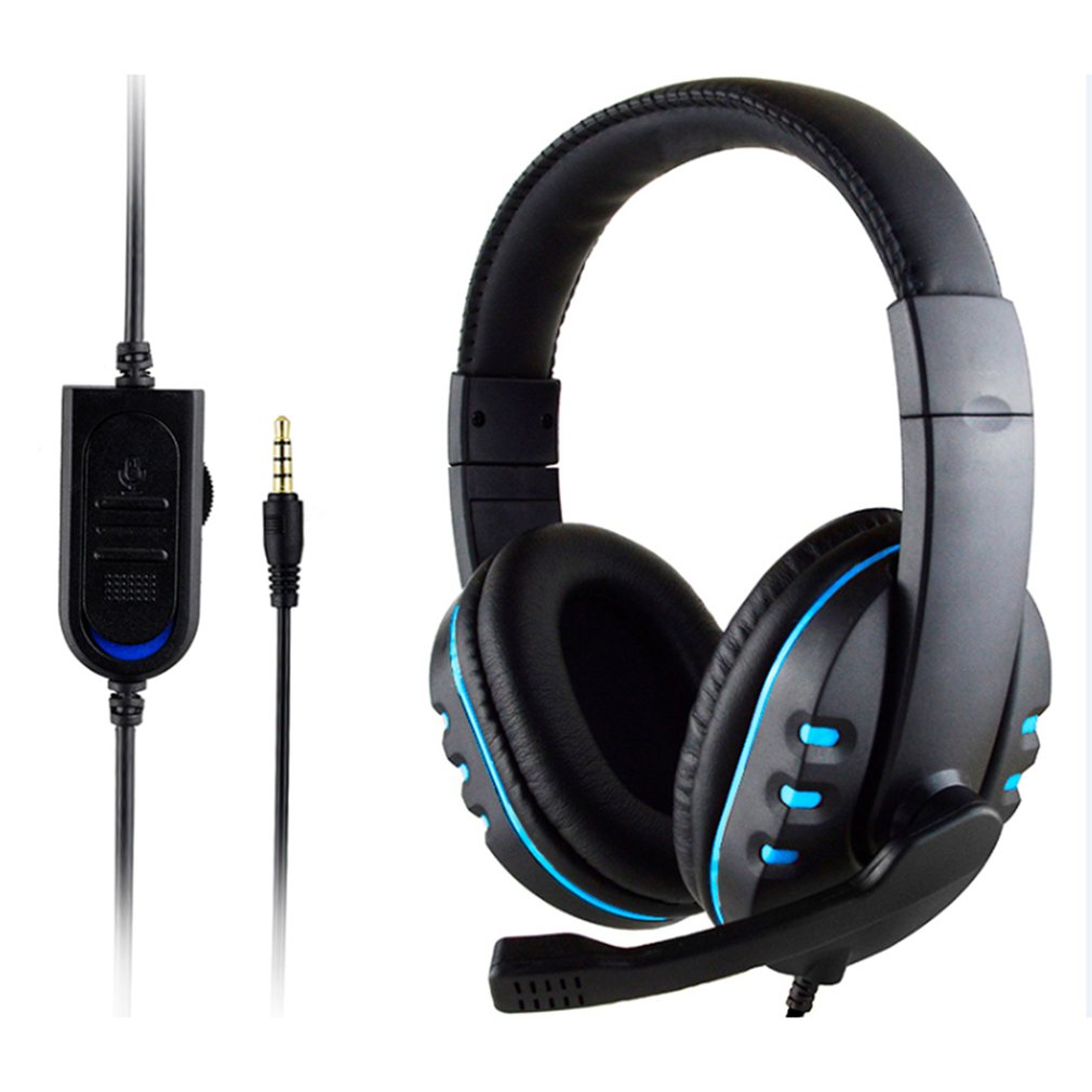 Stereo Wired Gaming Headsets