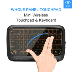 Mini Wireless Touch Pad Keyboard