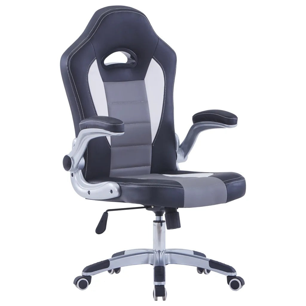 Leatherette Gaming Chair 360