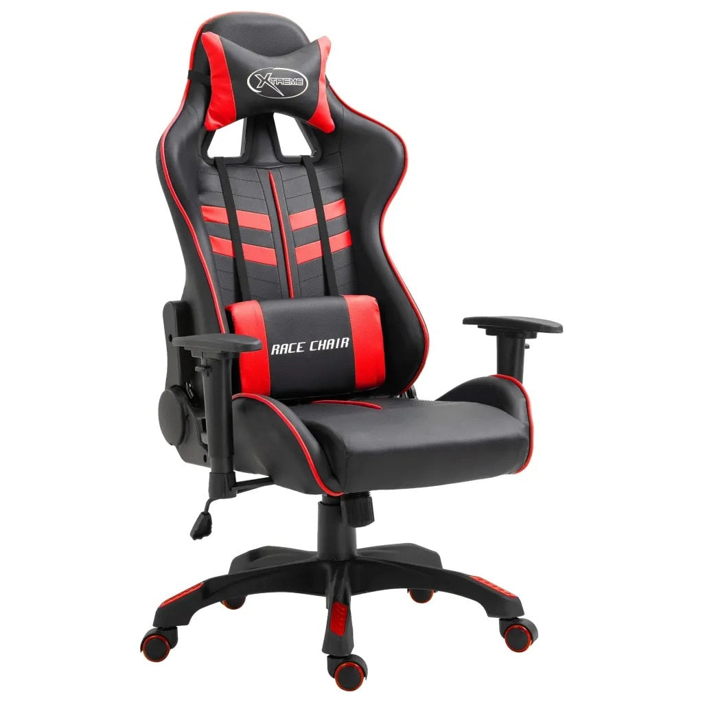 Red PU Gaming Chair