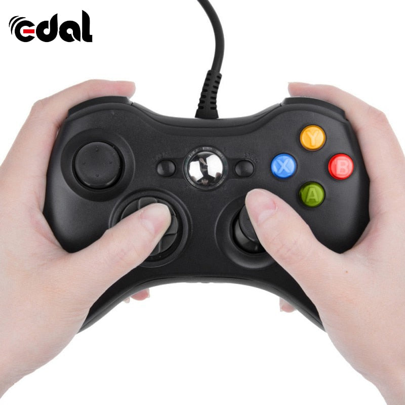 For xbox 360 Wired Joypad