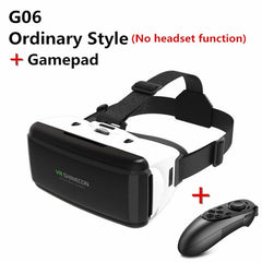 VR Virtual Reality 3D Glasses