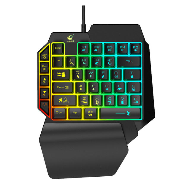 Backlight Gaming Keypad