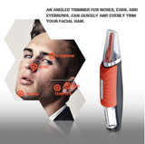 Portable All-In-One Hair Trimmer