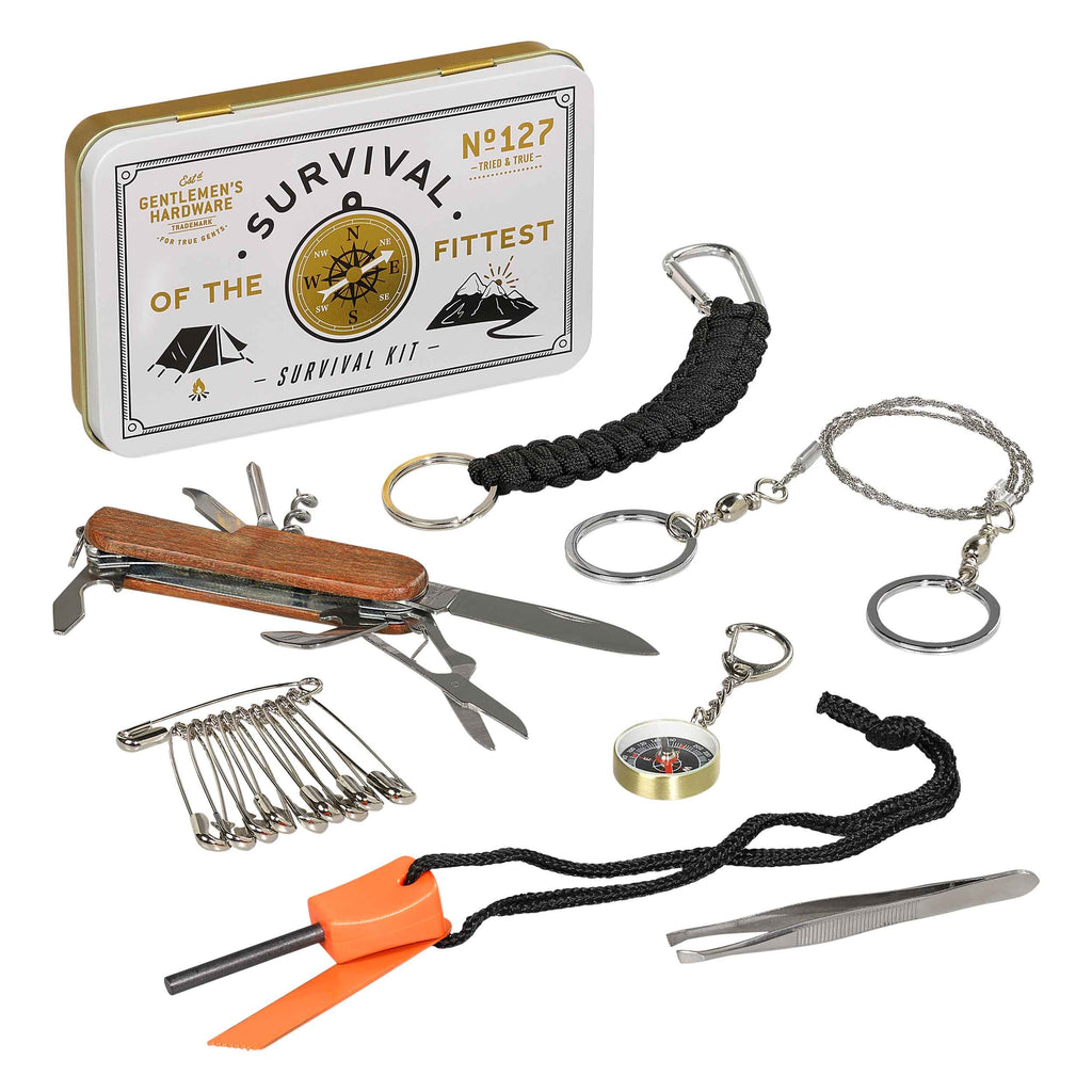 Gentleman's Hardware - Survival Of The Fittest Kit