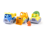 Green Toys - Construction Trucks Gift Set