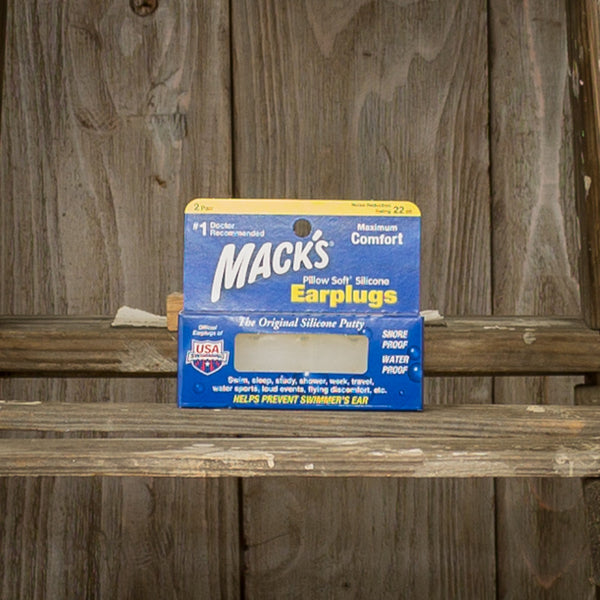 Mack's - Pillow Soft Silicone Earplugs
