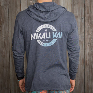 Nikau Kai - Local Vagabond L/S Tee