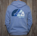Nikau Kai - Three 2 One - Front Zip Hoodie