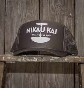 Nikau Kai - Loyal to the Foil - Trucker