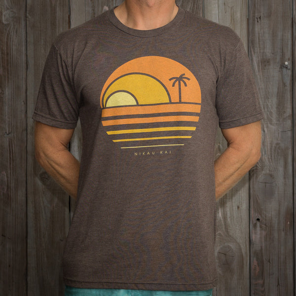 Nikau Kai - Indian Summer Tee