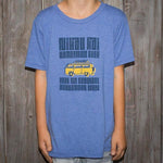 Camper Tee - Royal - Grom