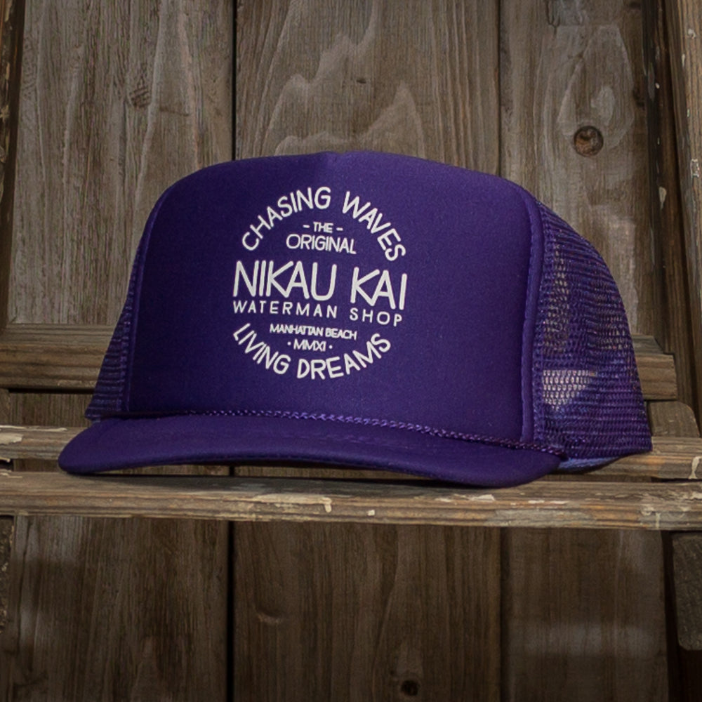 Nikau Kai - The Original - Trucker Grom