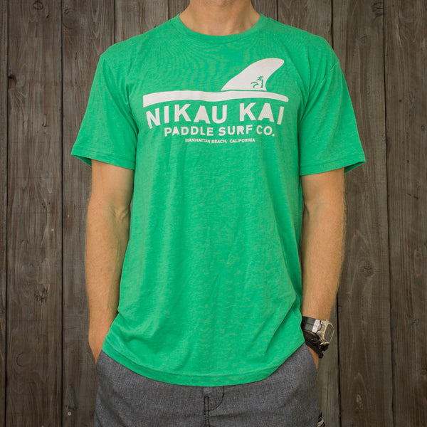 Nikau Kai - Travel Tee - Grass