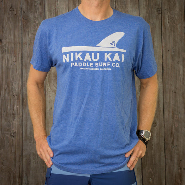 Nikau Kai - Travel Tee - Royal