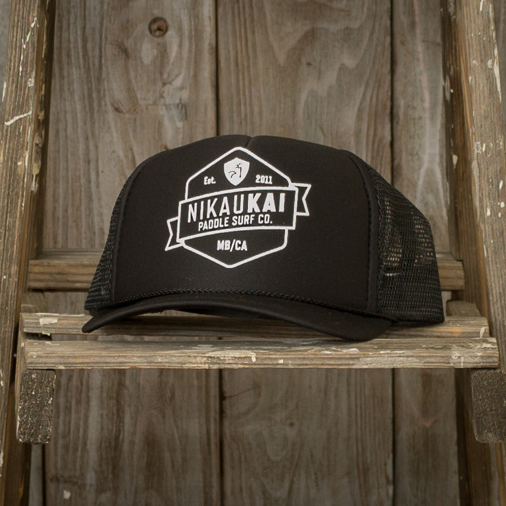 Nikau Kai - High Tide - Trucker Grom