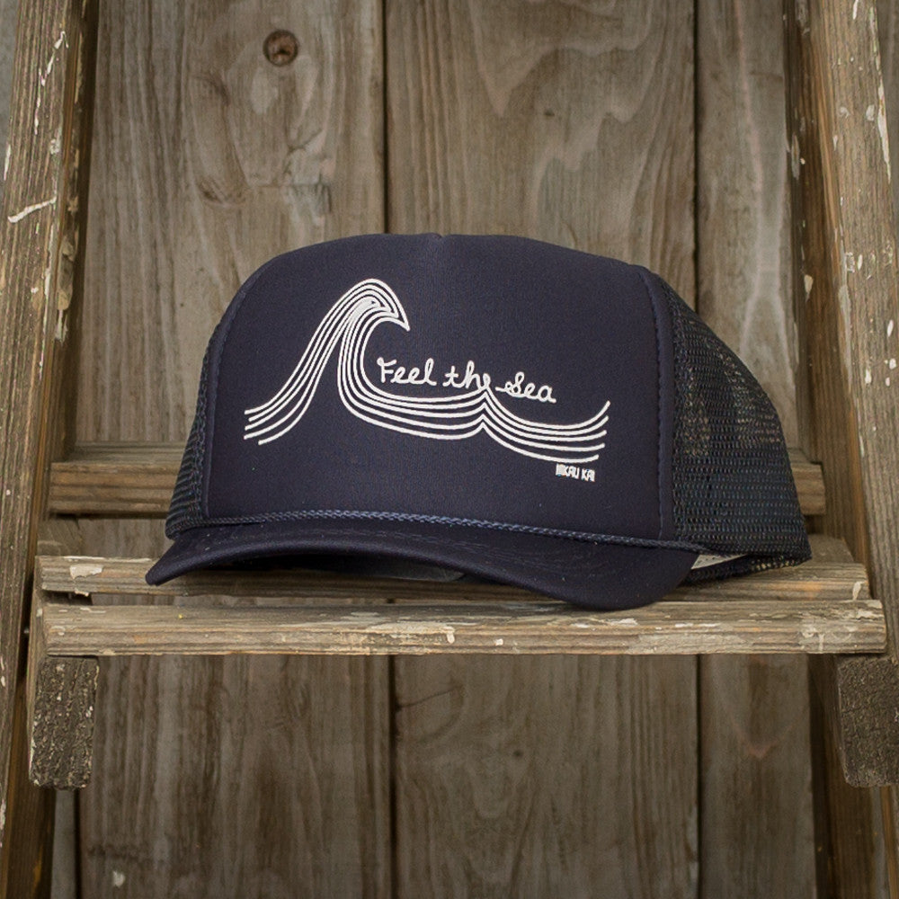 Nikau Kai - Feel The Sea - Trucker Grom